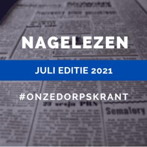 Nagelezen editie Juli 2021
