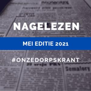 Nagelezen editie Mei 2021